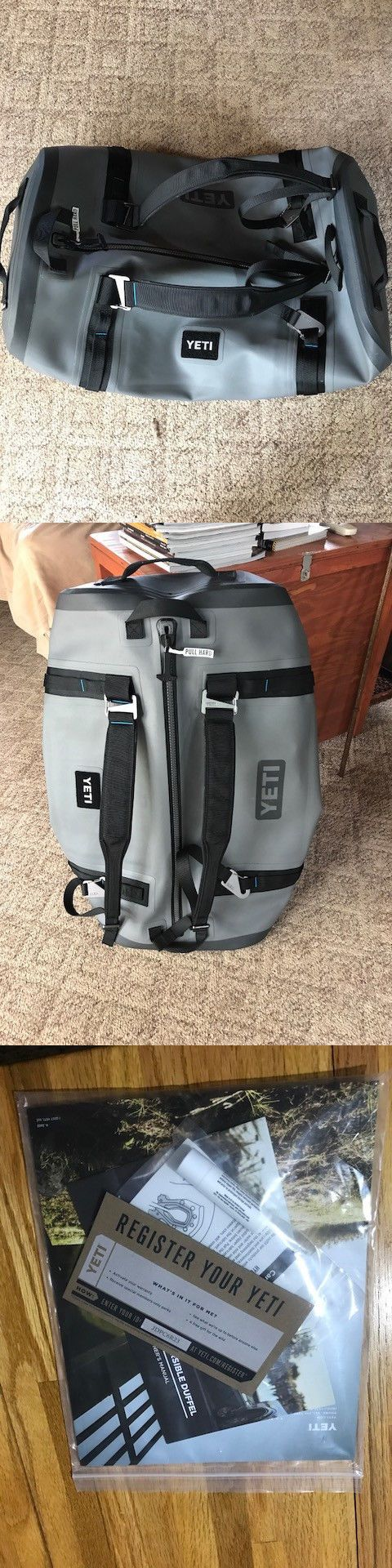 Accessories 87089: Yeti Panga 75 Dry Duffle Bag New!!! Free Shipping -> BUY IT NOW ONLY: $310 on eBay!