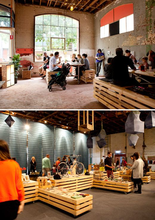 The Richmond Weekender -Graham Canteen and The Homemakers Market. Photos – Martina Gemmola.