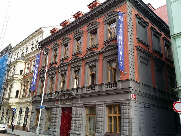 EA Embassy Prague Hotel - Hotels.com – предложения и скидки при бронировании…