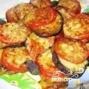 Баклажаны в духовке - пошаговый кулинарный рецепт на Повар.ру
