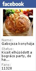 """""""Anya, ez isteni!..."""", avagy Gabojsza konyhája: Citromos, chia magos kuglóf"""