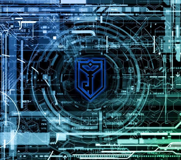 Android wallpaper for Ingress Resistance (cyberpunk image)
