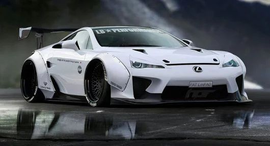 Must See New 2018 Lexus Lfa Liberty Walk Concept Release Date Price News Reviews Www Newcarreleasedates