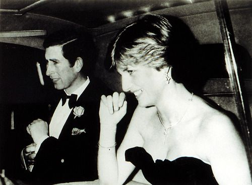 9 MARCH 1981 LADY DIANA SPENCER ACCOMPANIES PRINCE CHARLES TO GOLDSMITHS' HALL…