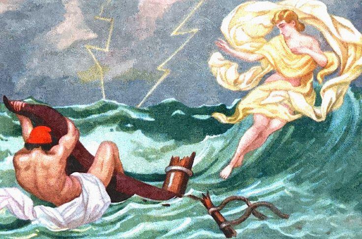 Poseidon And Od...