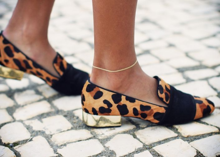 what-do-i-wear:  Loafers: Schutz (image: sincerelyjules)