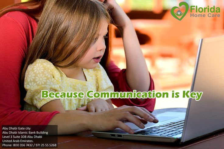 Helping your child develop strong communication skills will be an asset for them throughout their life. But sometimes speaking can be difficult, or almost impossible. Don't let that stop them.  #FloridaHomeCare can help you get a Speech Therapist that will assist them in finding the best way to communicate – and to succeed. Call for a free consultation 800 3567432/971 25555268 #AbuDhabiCare #AbuDhabiSpeechTherapy #AbuDhabiHomeCare #AbuDhabiFloridaHomeCare #AbuDhabiDoctors…