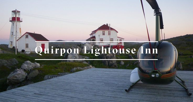 stay in a light house in nfld
