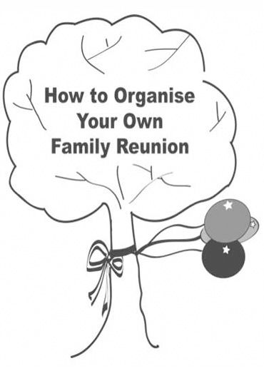 How to organize a Family Reunion