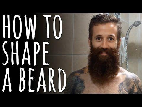 Mens Beard Trim