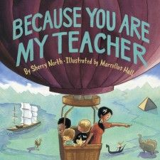Newly published books which are perfect for back to school - kick off the first week of school with some new read alouds