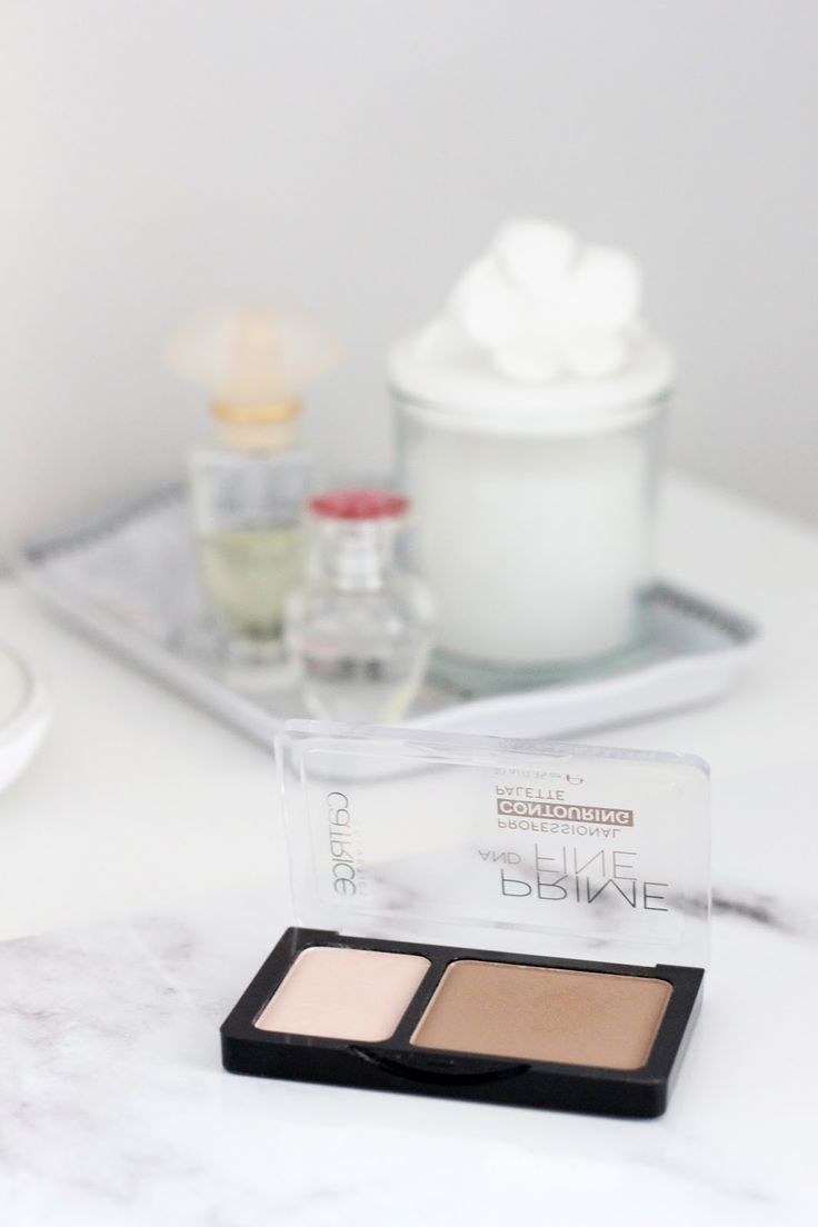 Catrice Fine & Prime Professional Contouring Palette - Review.  www.sarahjeanne.co.za