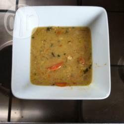 Thai Fisch Curry aus dem Slow Cooker