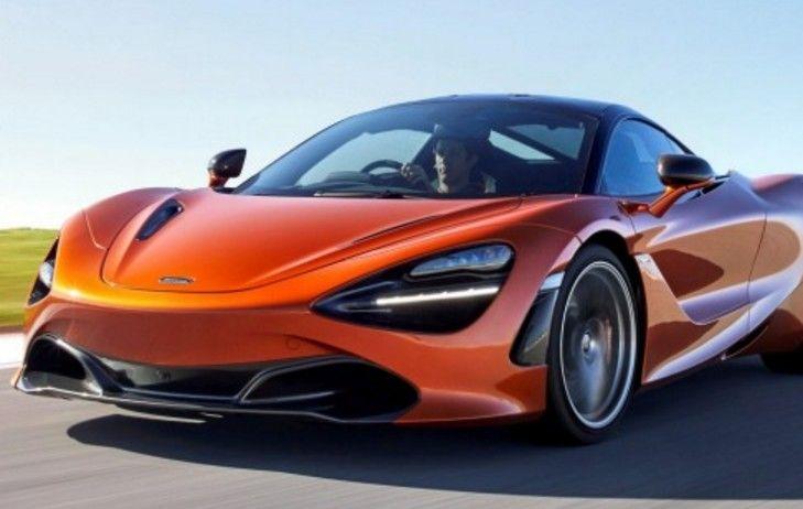 Mobil McLaren 720S Siap Kacaukan Lamborghini Dan Ferrari