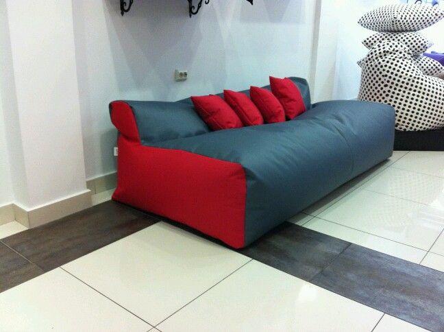 Quality pouf sofa            poufArt