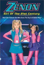Zenon Girl Of The 21St Century Movie. An inquisitive teenager pries into suspected dodgy dealings on her space station home - and ends up being sent down to Earth.