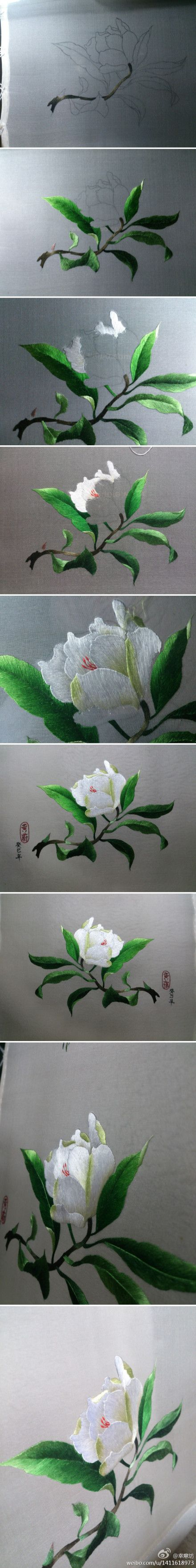 Chinese Embroidery                                                                                                                                                                                 Más