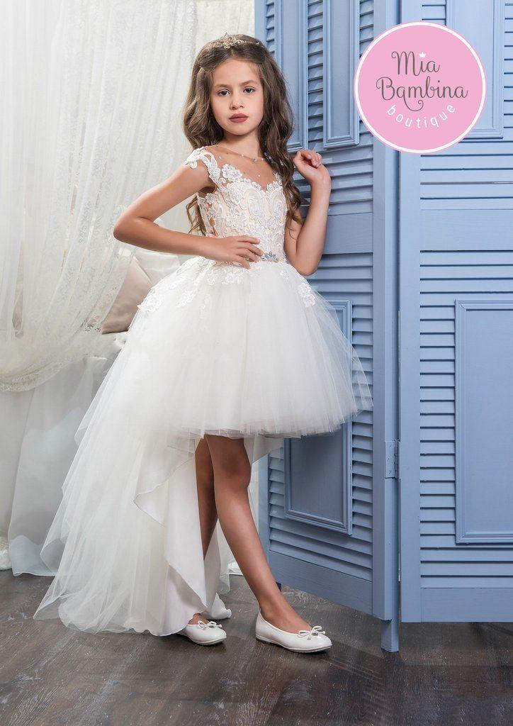 850e7e73d Flower Girl Dresses Hollywood Flower Girl Dress For Wedding | Beauty of  Birth***! | Flower girl dresses, Dresses, Girls dresses