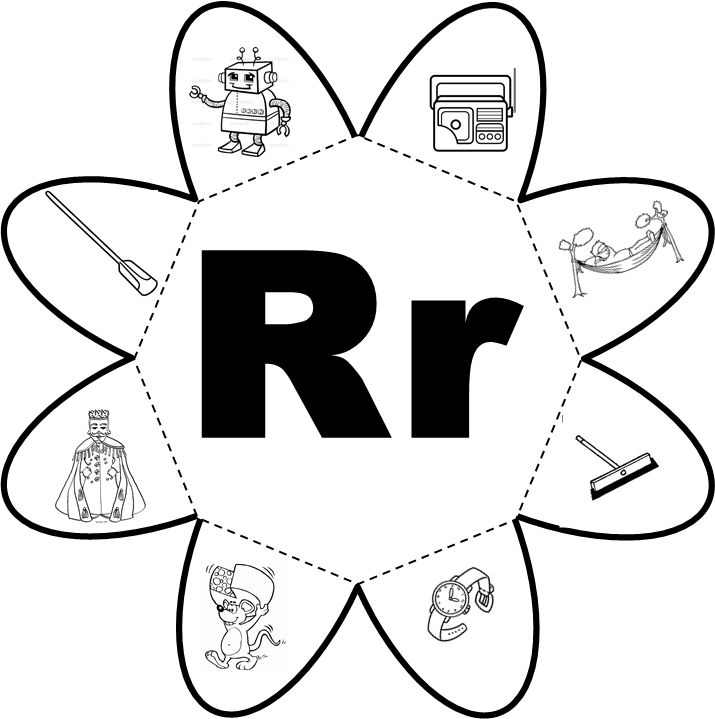 Voltando com as letras;     Rei, rato, relógio, rodo, rede, radio, robô e remo.                Letra s            Sapo, saci, soldado, ...