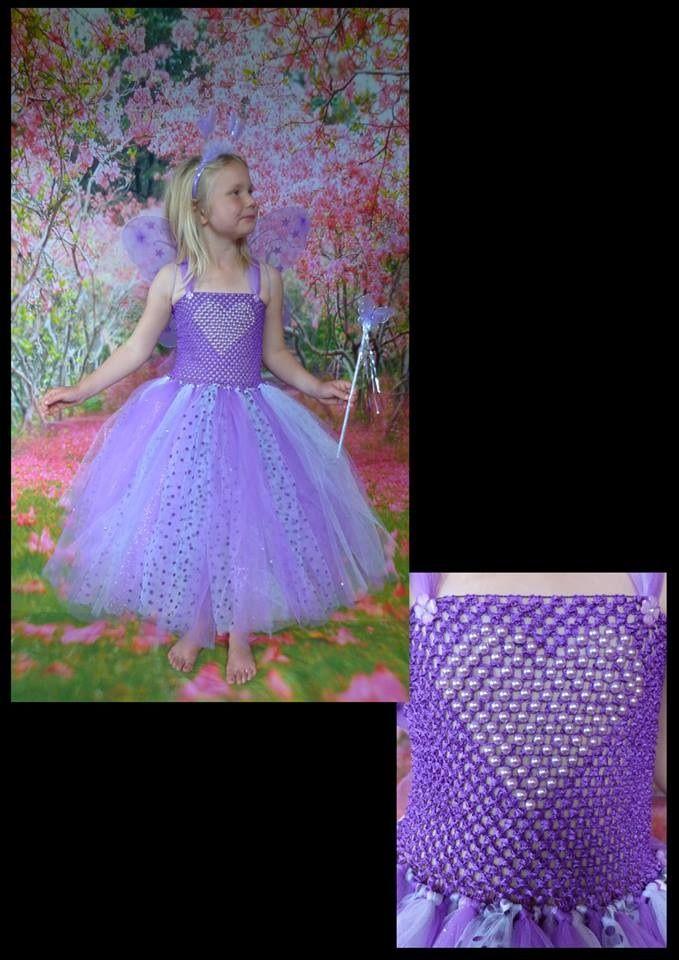 Custom order fairy dress sets from Arlie Girl