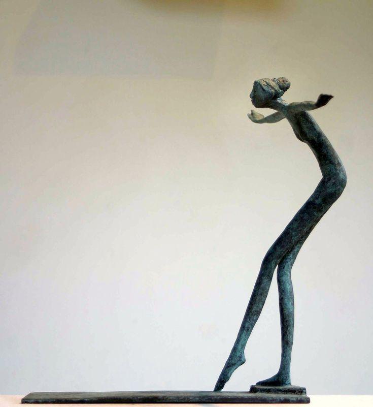 valérie hadida | Bob Quinn - Sculptures figuratives -Blog Graphiste / Sculptures ...