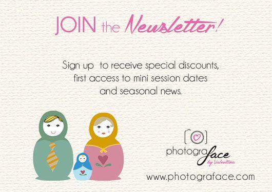 Join the community! Newsletter