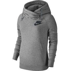 Nike Women's Rally Funnel Neck Hoodie - Dick's Sporting Goods