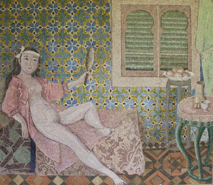 peinture fran aise balthus 1963 la chambre turque