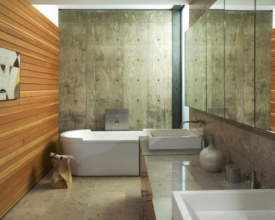 112 best plywood wonders images on pinterest arquitetura for Bathroom designs lebanon
