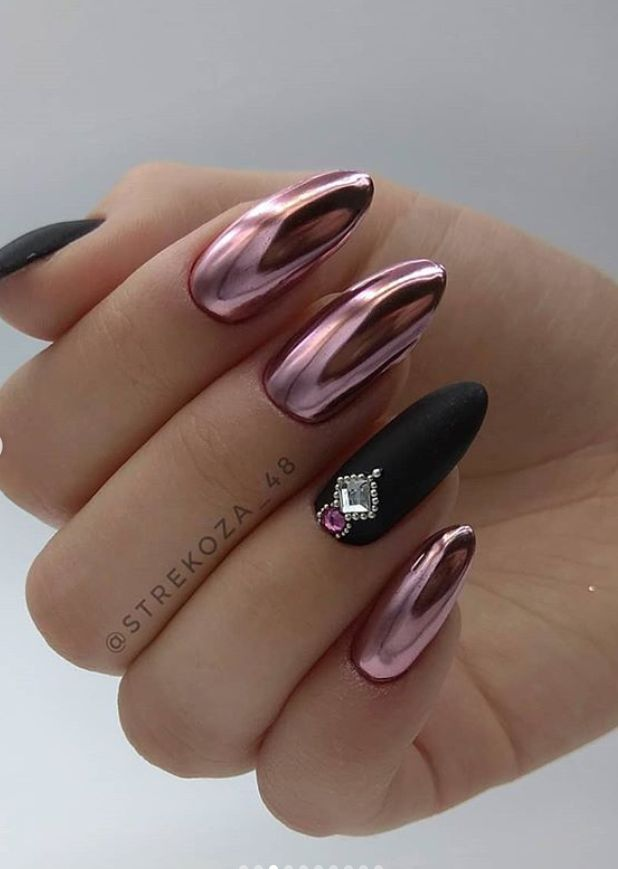 100+ Lovely Early Spring Short Nails Art Design And Colors Ideas – Page 4 of 109 – Naildesign