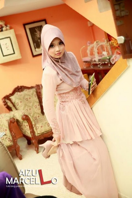 "Dress ""tunang"""