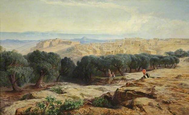 Bethlehem - Edward Lear