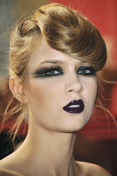 Inspiração Ella Clube: Dark fashion - Cena Fashion