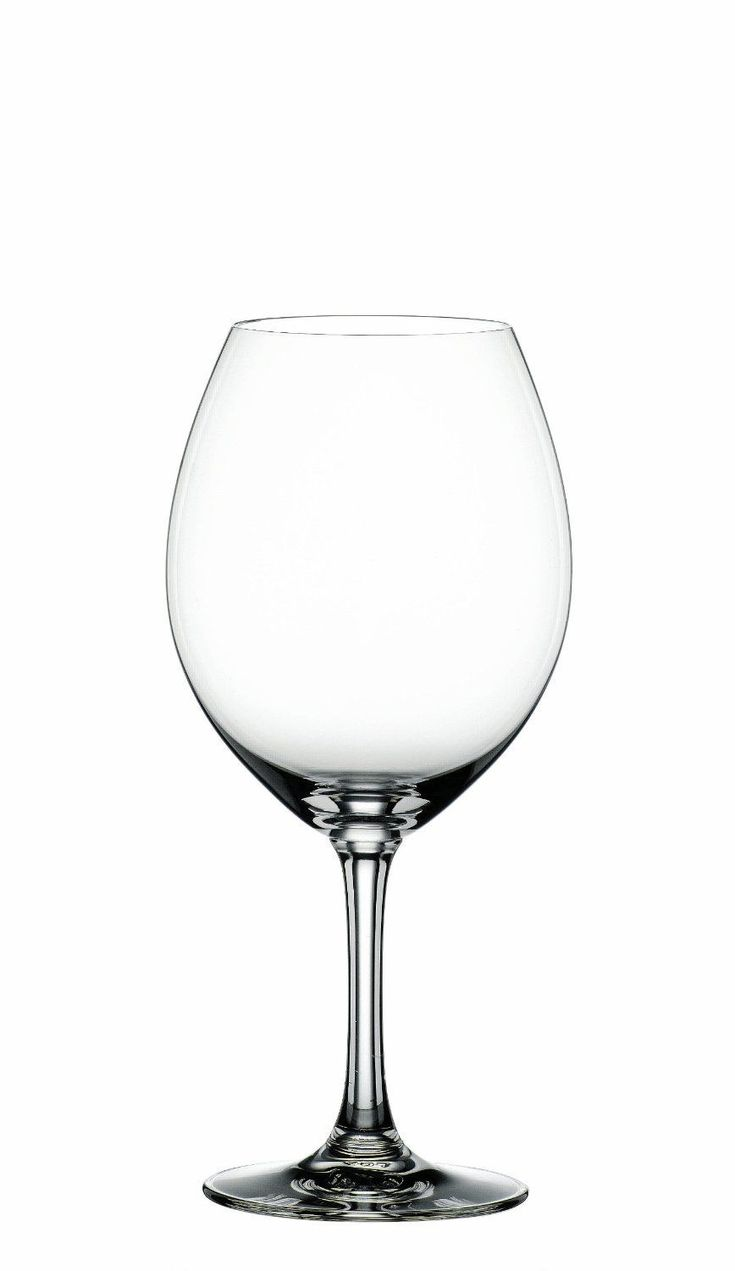 Set Of 6 Spiegelau Festival Red Wine Water Goblet Glasses Lead Free Crystal
