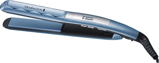 Lisseur cheveux secs ou mouillés de Remington http://www.vogue.fr/beaute/tendance-des-podiums/diaporama/raide-dingue/11549/image/682647#lisseur-cheveux-secs-ou-mouilles-de-remington