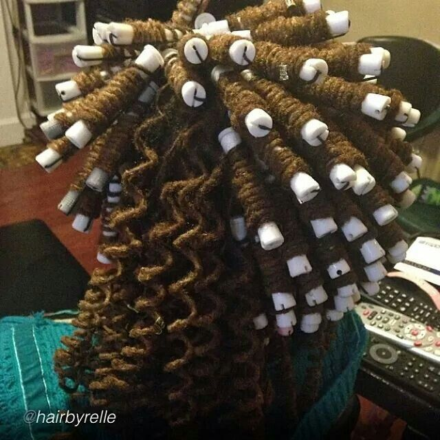 I'm going to try this again but will make it curly and not stiff coils...