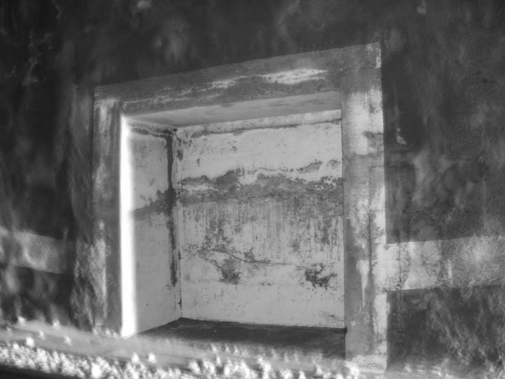 Abrigo no túnel ferroviário, Sapataria, Sobral de Monte Agraço, Autor: Nelson Gaspar