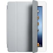 iPad Smart Cover - Polyurethane - Light Grey - Apple Store (Canada)