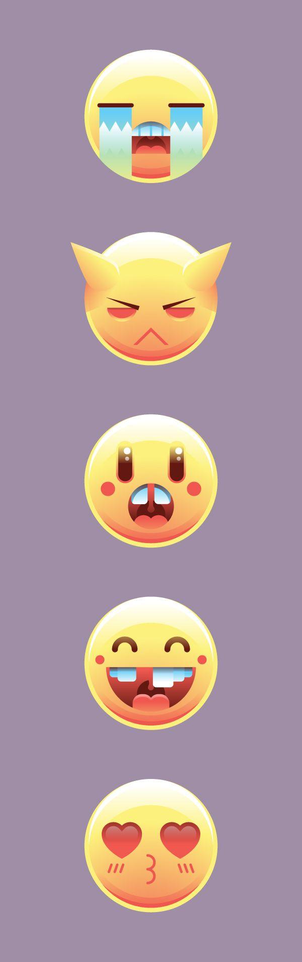 How to Draw a Set of Emoticons in Adobe Illustrator - Tuts+ Design & Illustration Tutorial