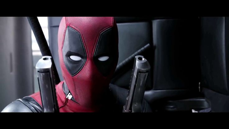 *knocks on Computer Screen* This is the Deadpool Movie Review hope you enjoy!