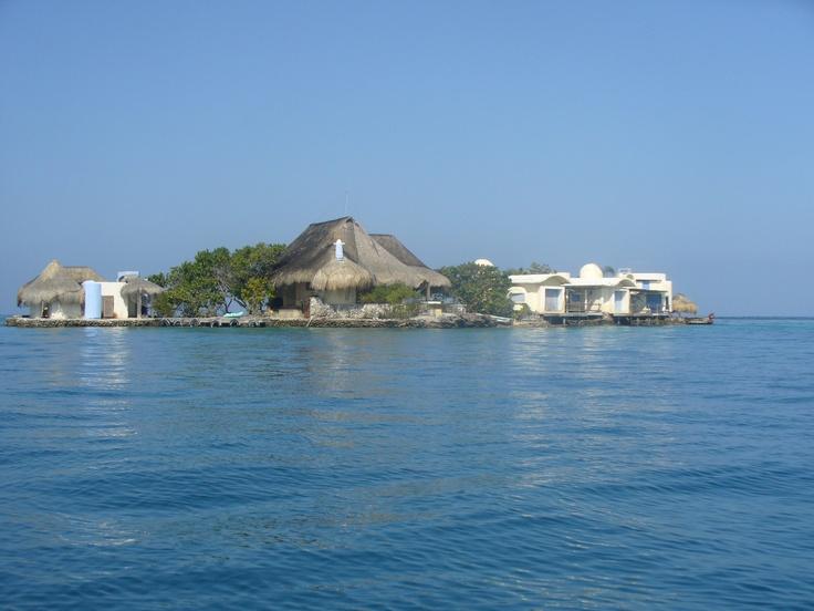 Islas del Rosario- Colombia