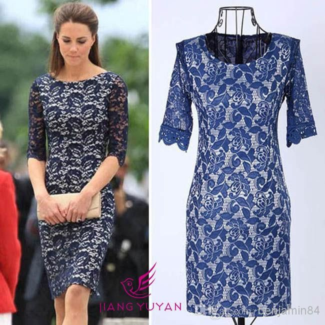 Long Party Dresses - Summer Party Dress 2014 New Long-sleeved Lace Dress Sexy Temperament Slim Dress for Women ,celebrity Dress Kate Middleton, $18.85 | DHgate.com - Winter is here, and with it the latest fashion trends