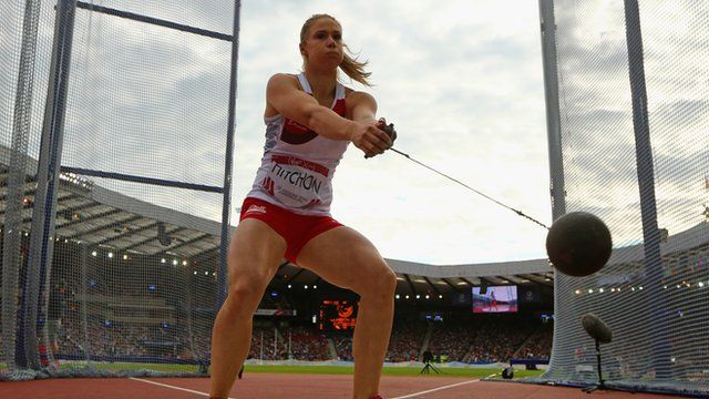 Glasgow 2014: Sophie Hitchon hopes to follow up hammer bronze