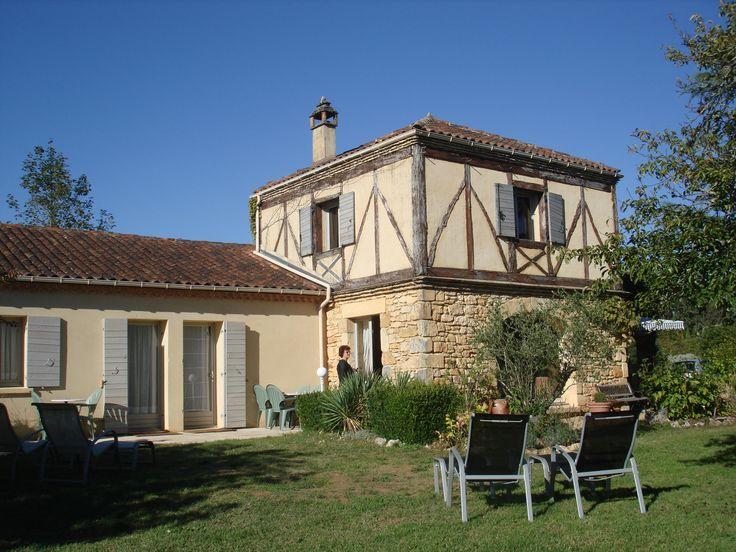 Farmhouse guest house near Sarlat