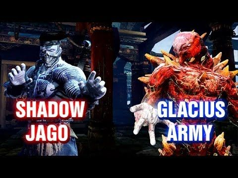 Shadow Jago vs The Glacius Army