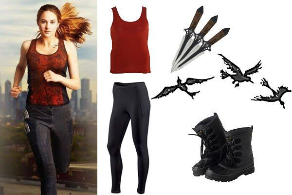 halloween costumes 2014 teens and kids vampires and wolves | diy-young-adult-book-character-halloween-costumes-2013-tris