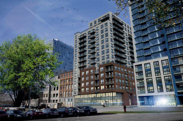 Le Saint M 2 - condos à louer | Condo à louer dans le Vieux-Montréal