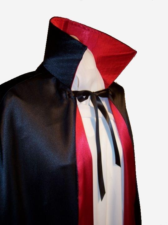 Cómo hacer una capa de drácula disfraces caseros, disfraces fáciles | Todo Halloween