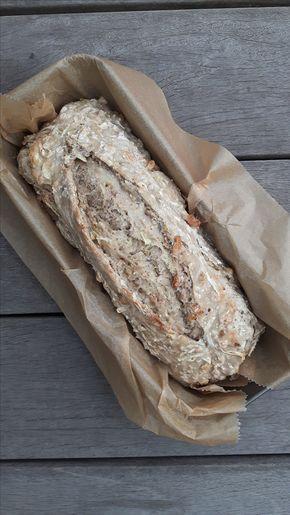 Apfel-Walnuss-Brot – PinkeMinze