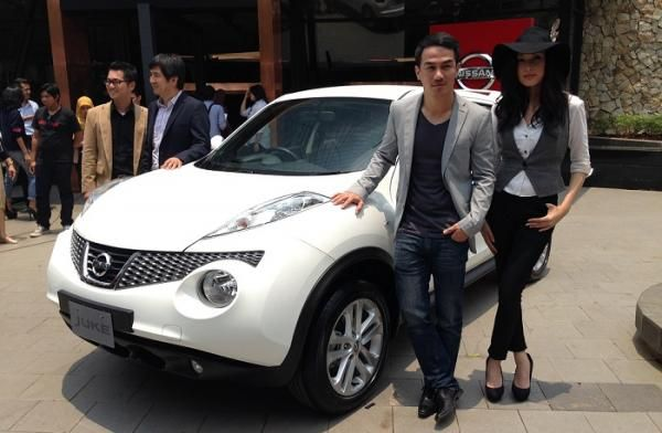 Joe Taslim Jadi Brand Ambassador Nissan Juke - Vivaoto.com - Majalah Otomotif Online